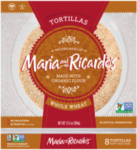 Best Whole Wheat Tortillas