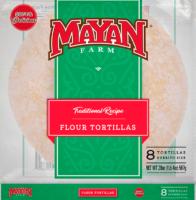 8 inch Burrito Tortilla Wraps