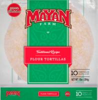 6 inch Flour Fajita Tortillas