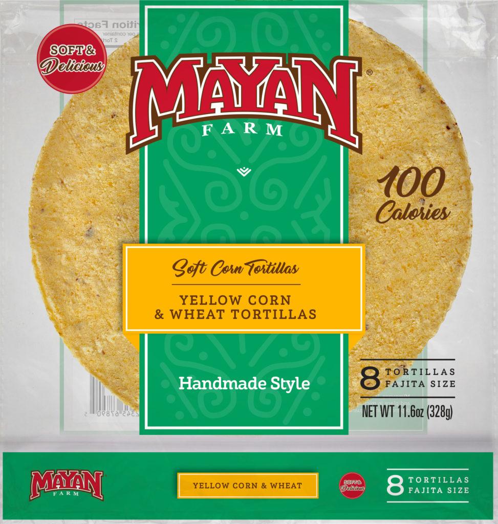 Mayan Farms Corn & Wheat Tortillas