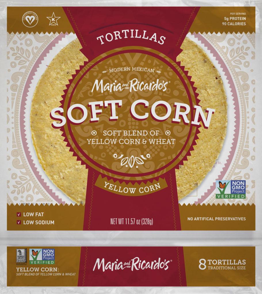 Maria and Ricardos Soft Corn Tortillas