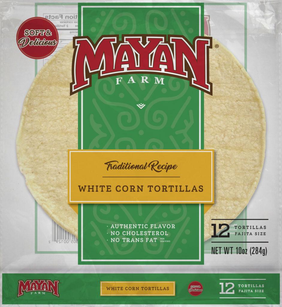 Mayan Farms White Corn Tortillas